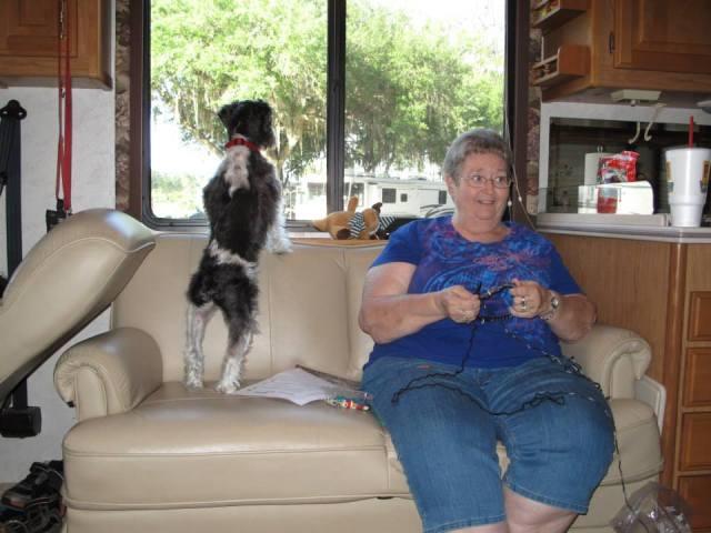 Henry and Grandma