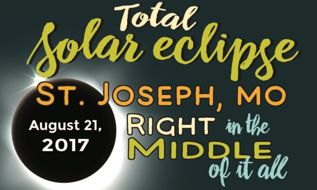 St. Joe Eclipse event poster